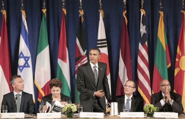 Under fire at home obama finds more support on world for Presidents and their home states