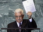 Abbas Requests Palestinian Statehood At UN