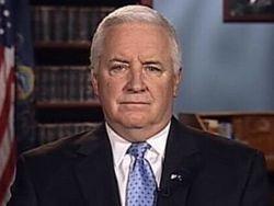 PA Gov. Corbett On Penn State