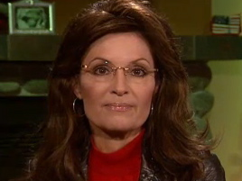 Image result for sarah palin crucified