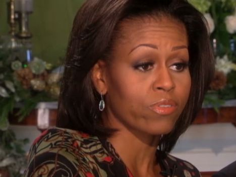 """Michelle Obama: """"Practical"""" To Put Myself Highest On My ..."""