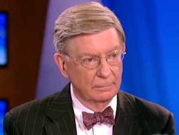 george will romney is the inevitable nominee race is over