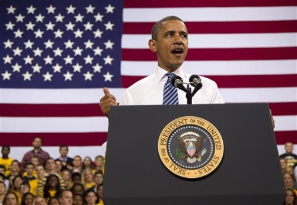 RealClearPolitics - Obama to Launch Campaign With Ohio, Va. Rallies