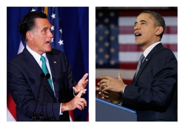 Obama, Romney Seek Advantage on Health Care Ruling | RealClearPolitics
