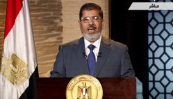 Egyptians React to Mohamed Morsi Pr