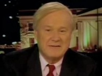 MSNBC's Matthews: Obama Went Into