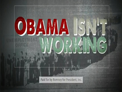 Romney Web Ad: Time For A Change