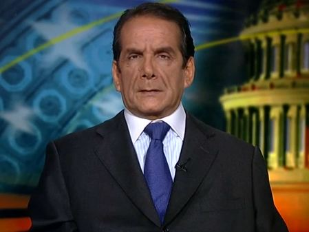 Did You See Krauthammer Last Night?