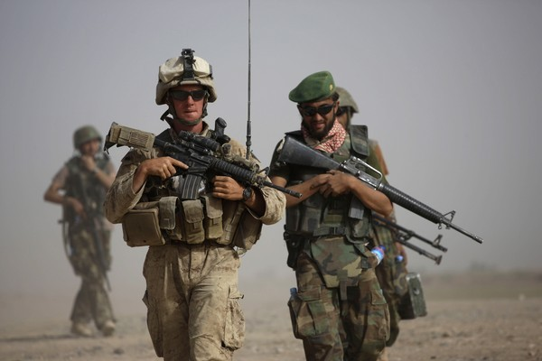 justifying the war in afghanistan No i don't believe it was, there are two main questions about the war in afghanistan has it been justified and is it winnable or will it turn out like vietnam.