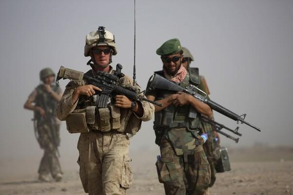 Afghan War Enters 12th Year