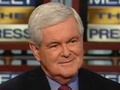 Gingrich On Limbaugh, Interest In Presidency