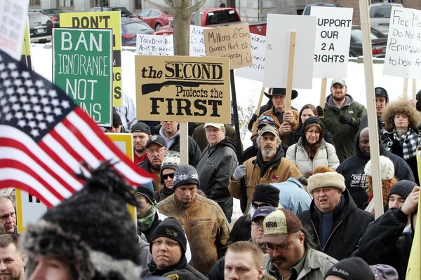 Gun Control. Controversial Essay Essay Sample