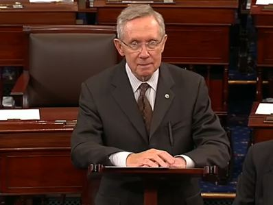 Harry Reid Implies Sequester Caused Explosion That Killed 7 Marines In Nevada | RealClearPolitics