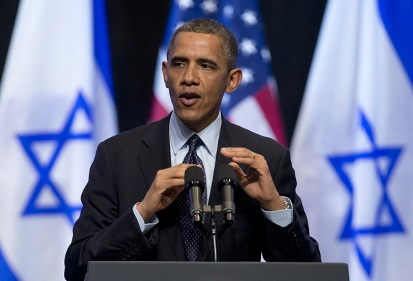 Below is President Obama's speech to the Israeli people, delivered ...