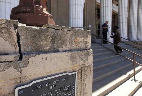 Should California Let Stockton Go Bankrupt?