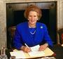 Thatcher Announces Falklands Invasion, 1982