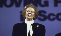 Thatcher: 'No! No! No!'