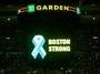 Boston Bruins Fans Sing National Anthem in Emotional Pregame Ceremony