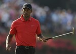 Tiger Woods Wins Players Championsh