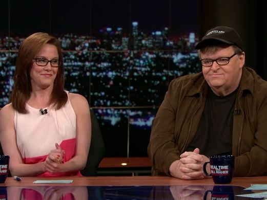 """Se Cupp Bill Maher """"Real Time..."""