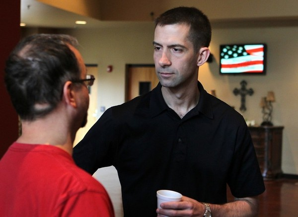 Tom Cotton a Key House Voice on Immigration Reform