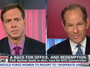Tense: Jake Tapper vs. Eliot Spitzer On Hookers, Current Race For NYC Comptroller