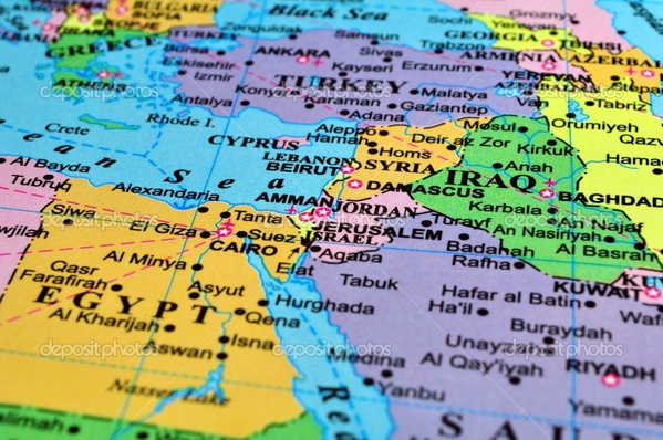 The Mideast Map Europe Drew Is Unravelling RealClearPolitics