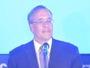 Stringer Delivers Victory Speech After Defeating Spitzer