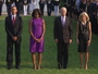 Raw: Moment Of Silence At The White House For 9/11 Anniversary
