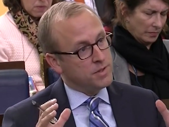 """ABC's Jon Karl to Earnest: """"Does The Letter Of The Law ..."""