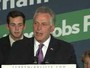 Terry McAuliffe Delivers Victory Speech