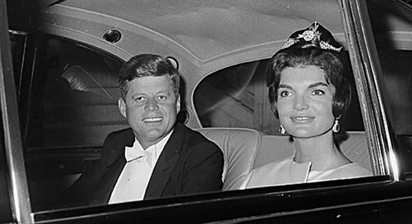 how jackie kennedy invented camelot realclearpolitics
