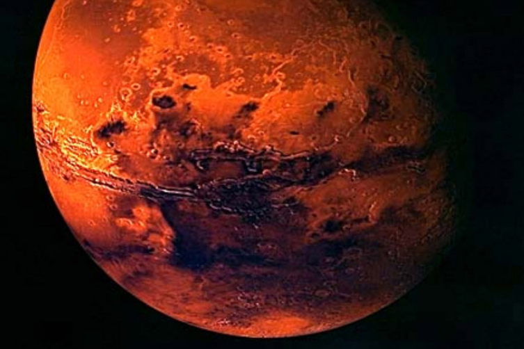 Lava, Not Water, Formed Canyons on Mars | RealClearScience