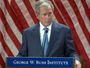 George W. Bush: The 1% We All Should Support