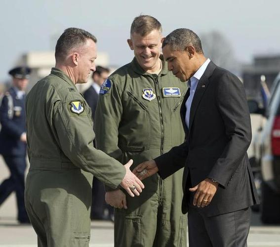 Iraq-Afghanistan Veterans Give Obama Poor Grades | RealClearPolitics