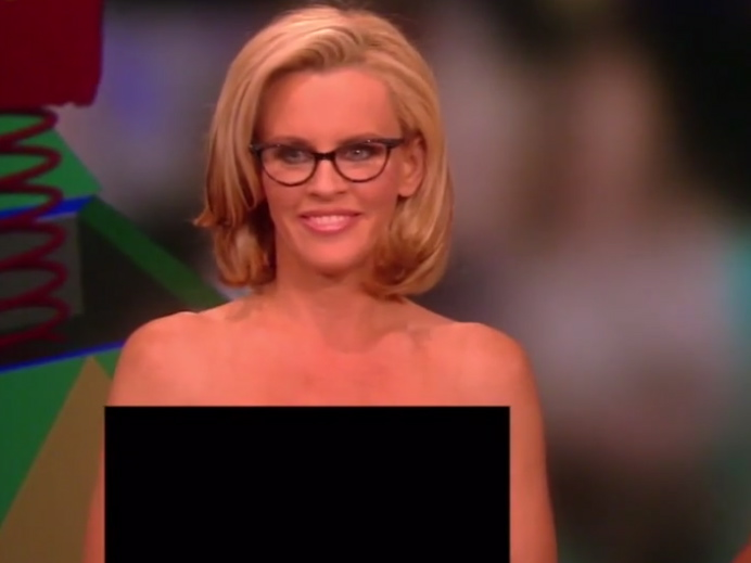 Jenny Mccarthy And Sherri Shepherd Topless On The View Video Realclearpolitics