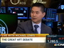 Fireworks: Intense CNBC Debate On High-Frequency Trading Causes Traders To Stop & Watch