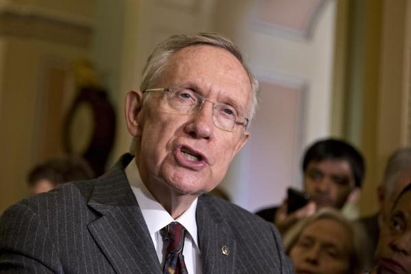 Harry Reid's Long, Steady Accretion of Power & Wealth By Adam O'Neal - Last month, as the Senate was busy negotiating the final details of its Ukraine aid package, Majority Leader...
