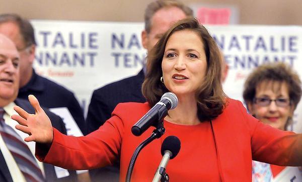 240405 5  Mine Workers Union Backs Tennant in W.Va. Senate Race