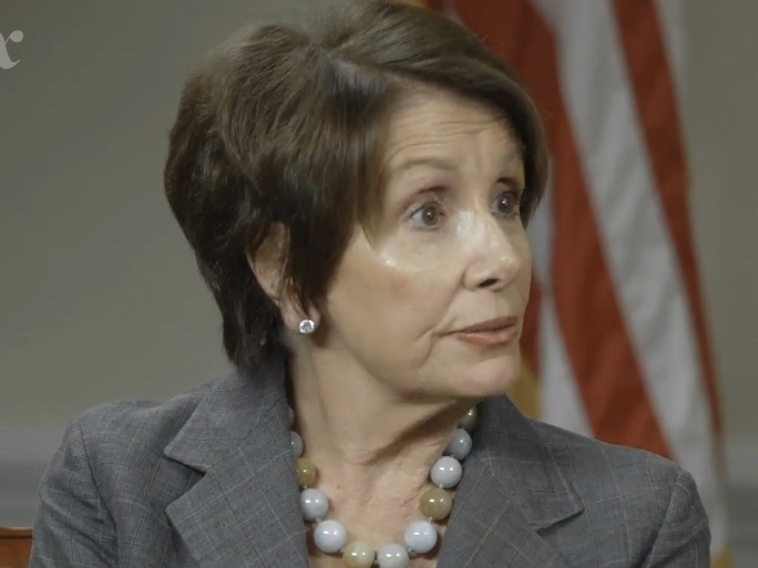 """Nancy Pelosi: Not Sure If VA Scandal Is Actually A """"Scandal""""   Video ..."""