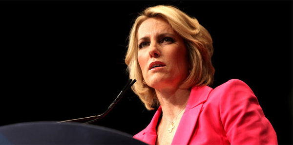 251835 5  Laura Ingraham, Tea Party Giant Killer, Eyes Her Next Scalp