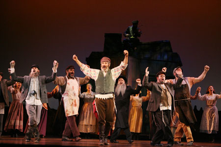 My Father Fiddler On The Roof And The Left