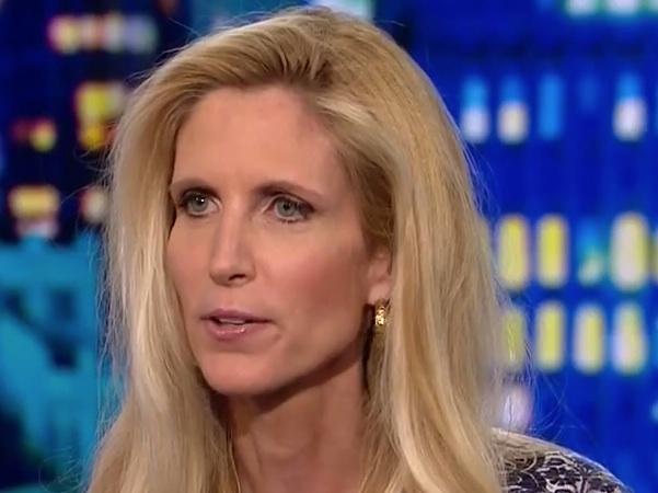 Ann Coulter: I Was Joking When I Tweeted Trump Should Deport Nikki Haley