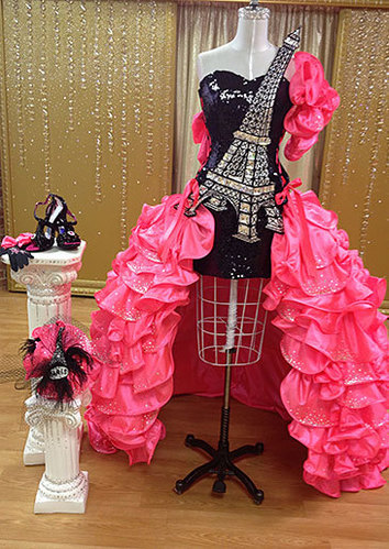 4ce20ab974 11 Tackiest Dresses from 'My Big Fat Gypsy Wedding' | RealClear