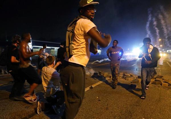 How Ferguson Riots Broke the Mold | RealClearPolitics
