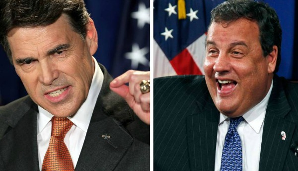 255666 5  Could Legal Challenges Boost Perry, Christie, Walker in 16?