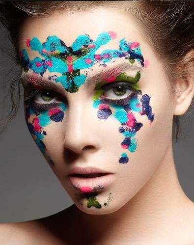 17 Extremely Impressive Avant Garde Makeup Looks Realclear - Avant-garde-makeup-themes