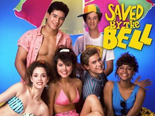 Saved By The Bell was studied and discussed much more than every school subject