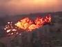 Raw Video: Fighter Jet Crashes Into City Block In Tobruk, Libya