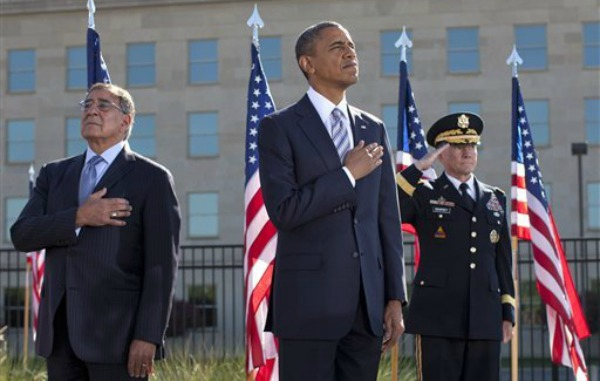 obama 9 11 speech analysis Posts about bin laden speech written by @wonderfrancis context: on may 2 nd, 2011 obama announced that bin laden was dead, nearly ten years after 9/11george bush had set as one of his key policies objectives to get bin laden dead or alive.